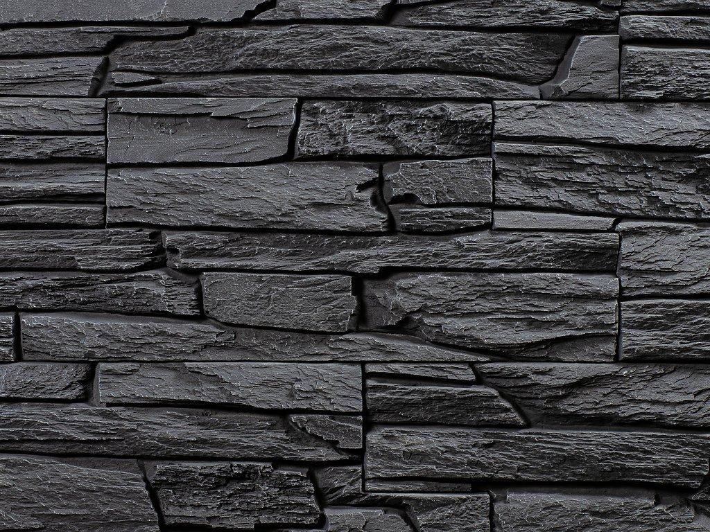 Betonový obklad AC TEZET DARK