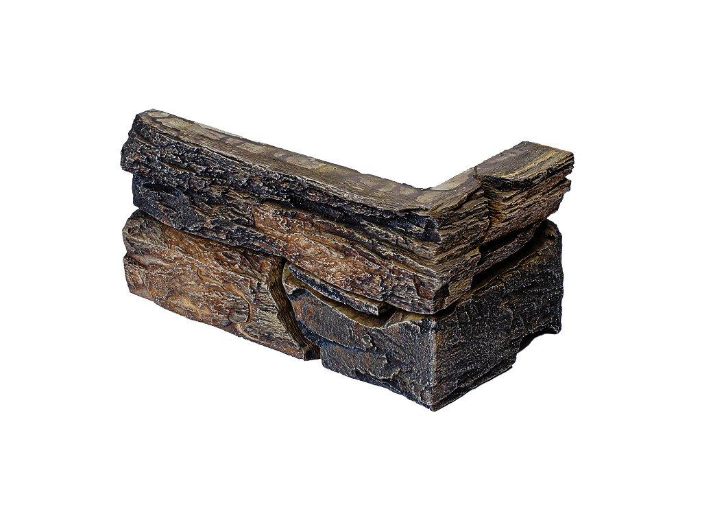 Betonový roh AC Tezet Aztec
