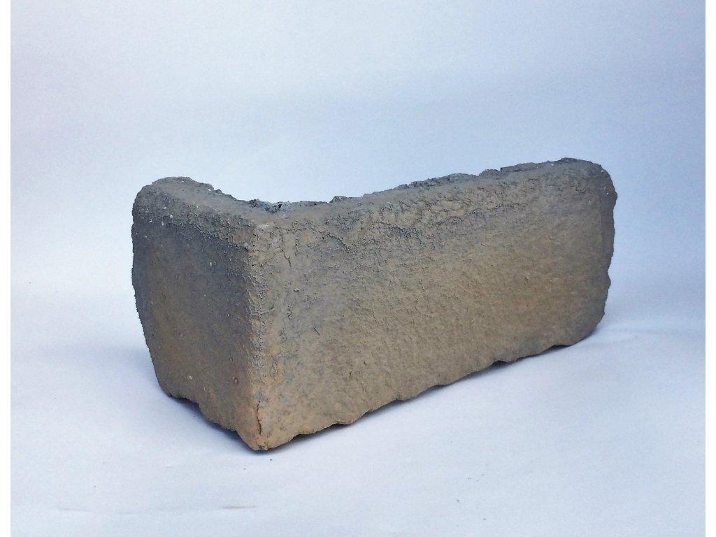 Kamenný roh WILDSTONE Štípaný pískovec Capela