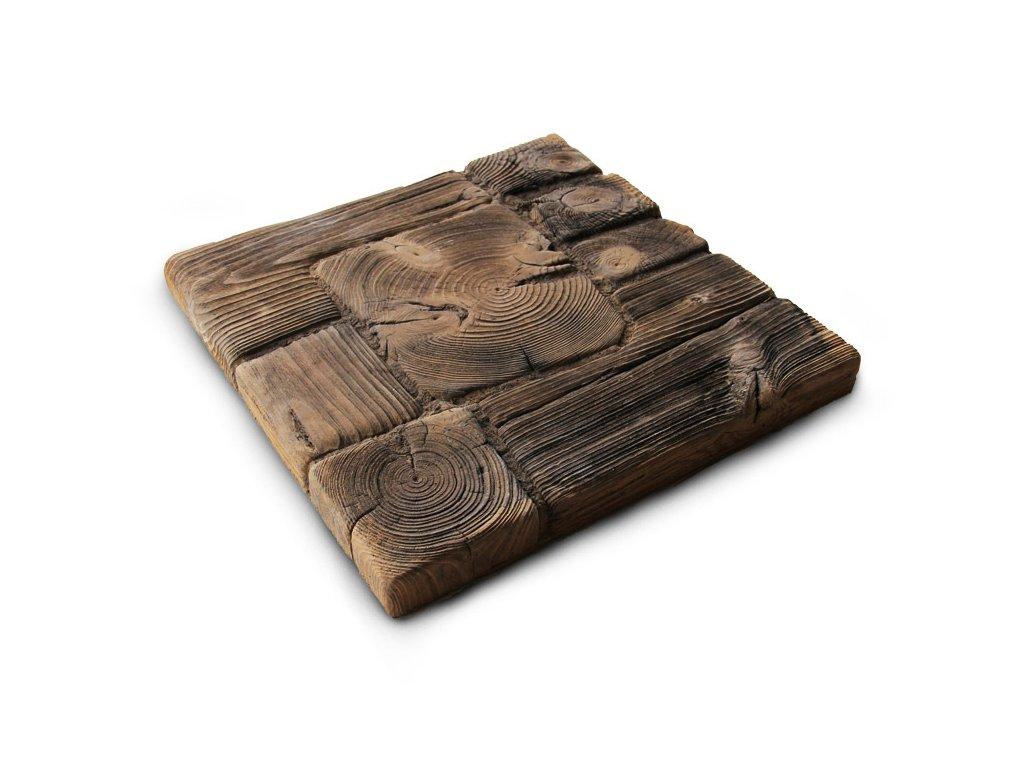 Selská dlažba imitace dřeva