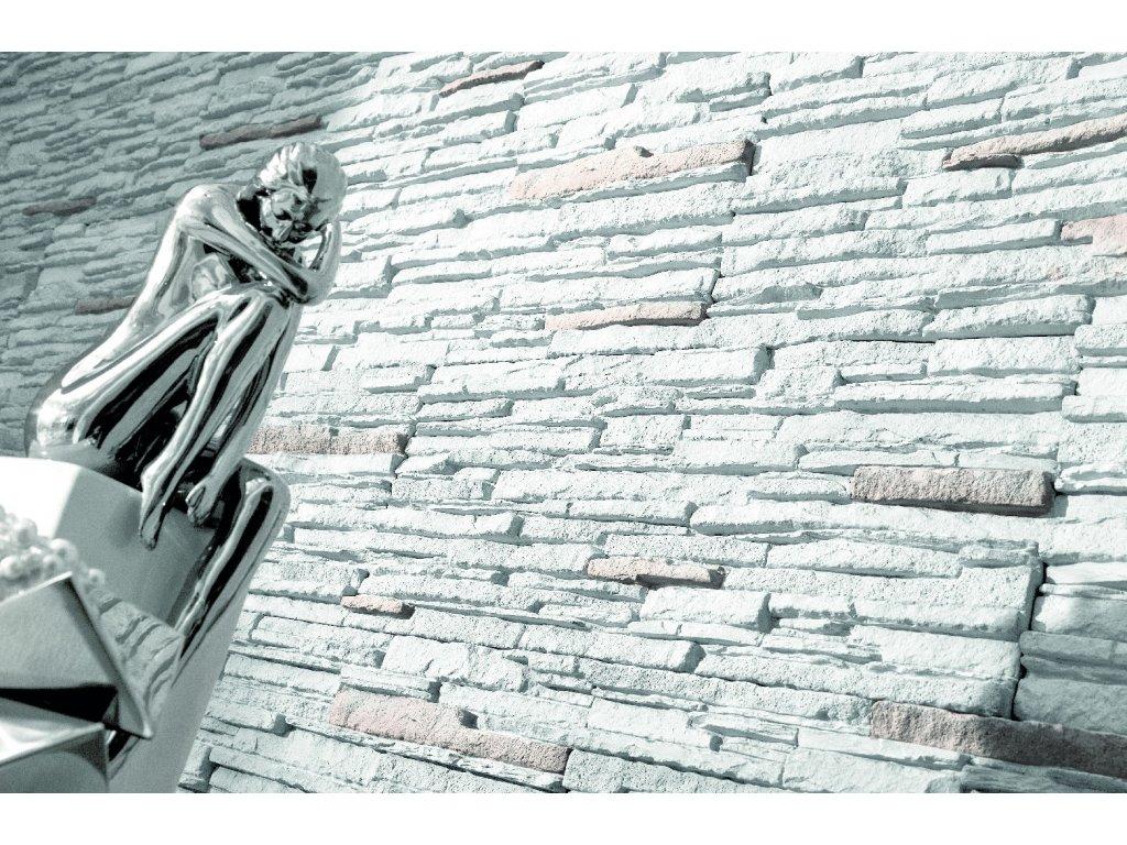 Sádrový obklad Incana Torro Bianco