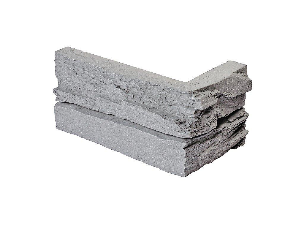 Betonový roh AC Tezet Silver