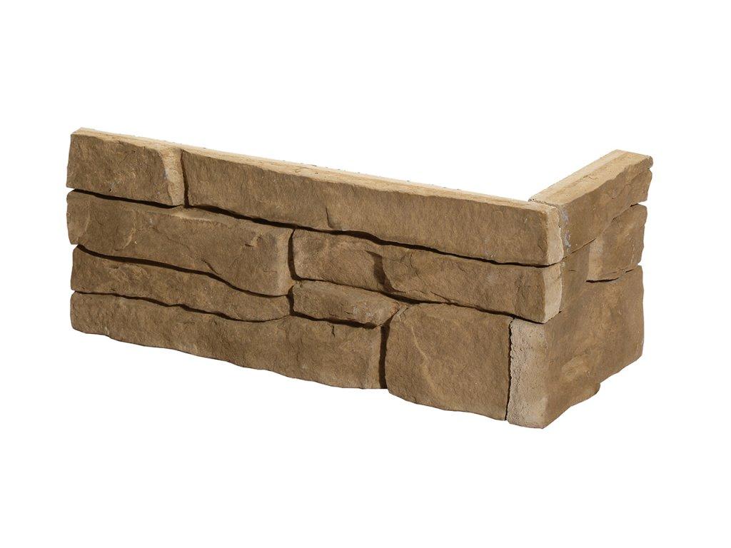 Betonový roh Lyon 1 - beige