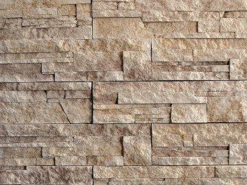 Kámen lámaný VASPO béžovo-hnědý