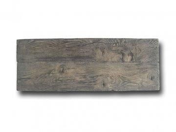 Betonová schodnice imitace dřeva