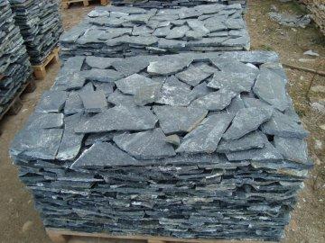 Balkánská rula Vipstone zeleno-černá 1-2 cm
