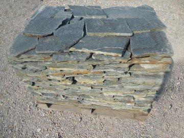 Balkánská rula Vipstone zeleno-černá 1,5-3 cm