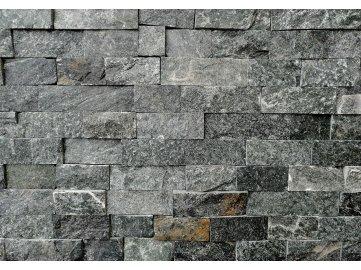 Přírodní kámen Vipstone rula zeleno-černá