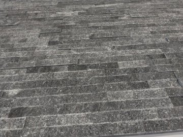 Kamenný obklad VIPSTONE Kvarcit světle šedý