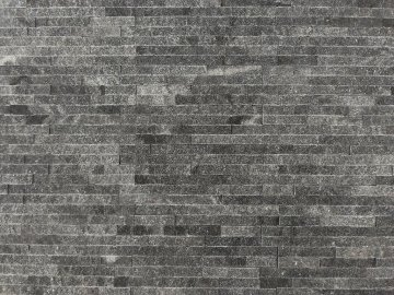 Kamenný obklad VIPSTONE Kvarcit tmavě šedý