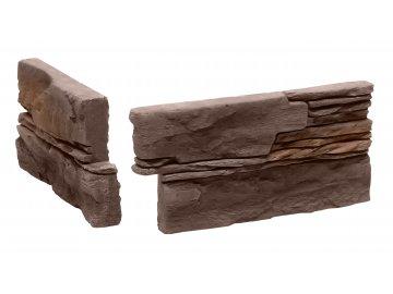 Betonový roh Incana Lagos Copper