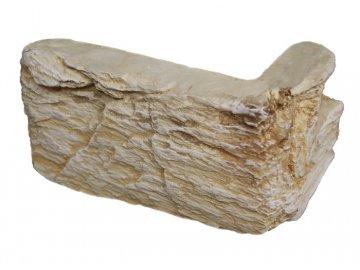 Betonový roh Magicrete břidlice Shale