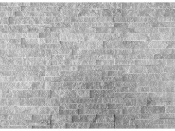 Kamenný obklad VIPSTONE Kvarcit bílo-šedivý