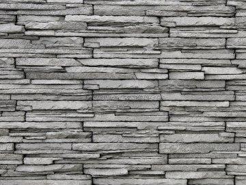 Betonový obklad VASPO Považan šedý