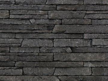 Betonový obklad VASPO Omar černý