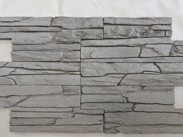 Betonový obklad Sw šedý