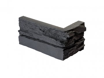 Betonový roh AC TEZET DARK