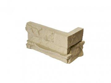 Betonový roh LUMINTA Bastida písková
