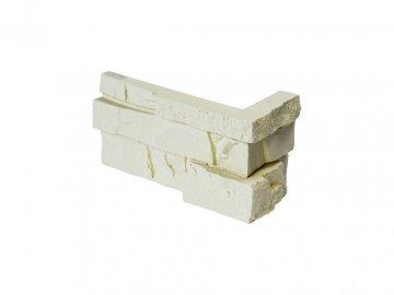Betonový roh AC Vestra White