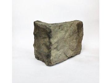Kamenný roh WILDSTONE Hradní zeď Basalt