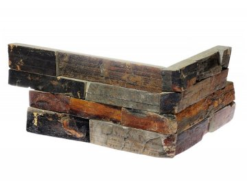 Kamenný roh WALLSTONE N 3002 Rusty Slate Rustical