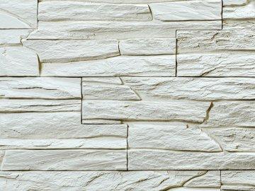 Betonový obklad AC TEZET WHITE