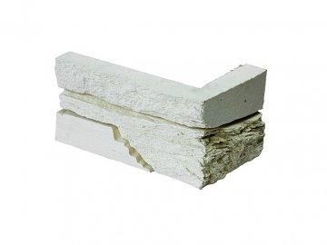 Betonový roh AC TEZET WHITE