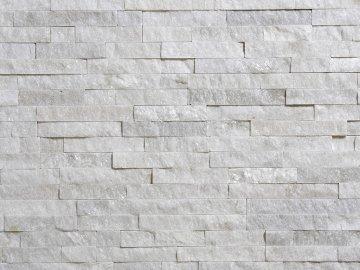 Kamenný obklad STEGU Bianco