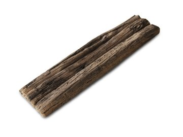 Betonová palisáda imitace dřeva - vysoká