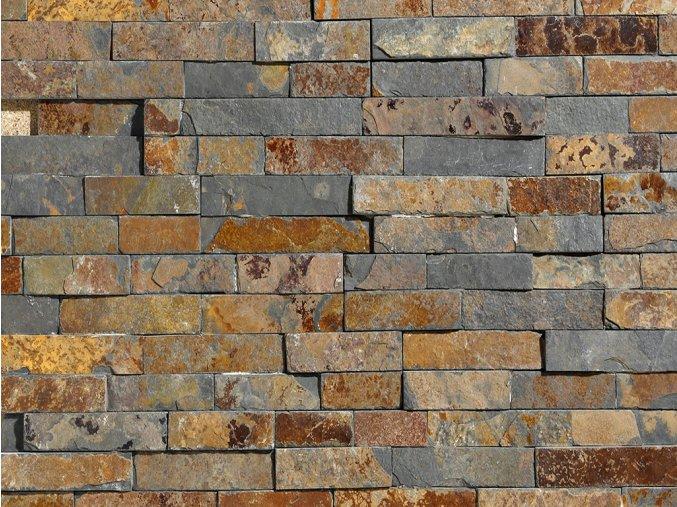 Přírodní kámen STEGU Rusty