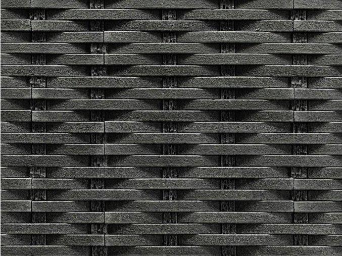 VASPO Decorstone Ratan tmavo-šedý