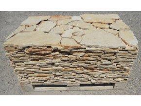 Přírodní kámen Vipstone vápenec 1-2 cm
