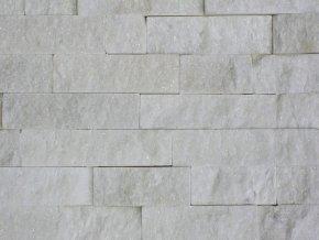 Přírodní kámen WALLSTONE Q 014 Quartzite White lepený