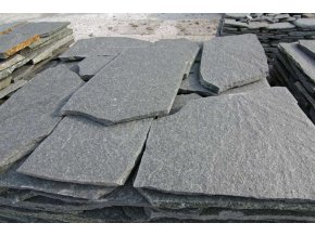 Kamenný obklad Vipstone kvarcit světle šedý 1 2 cm