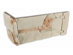 Betonový roh VASPO Kámen lámaný MIX béžový