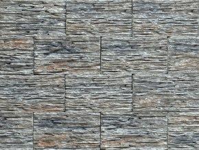 Betonový obklad VASPO Břidlice Lámaná varicolor