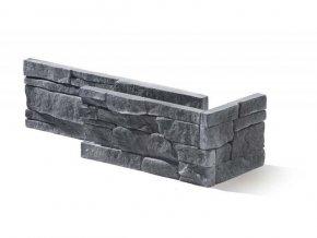 Betonový roh STEGU Mexicana graphite