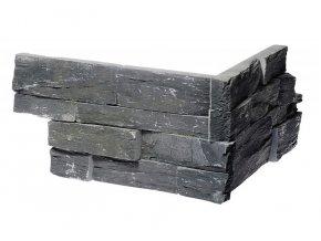 Kamenný roh WALLSTONE N 3003 Black Slate Rustikal