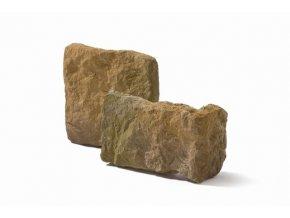 Betonový roh STEGU Calabria Mocca - roh