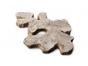 Betonový kořenový nášlap imitace dřeva