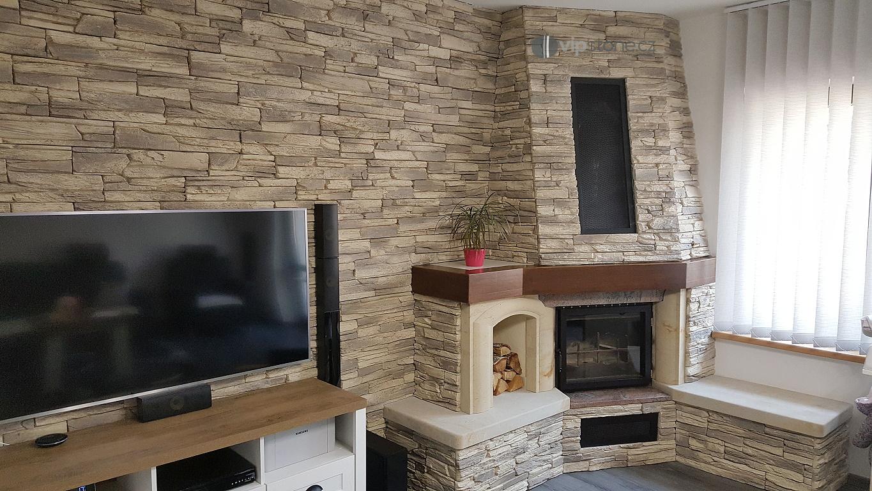 Betonový obklad MAGICRETE Břidlice Ontario 50x20cm