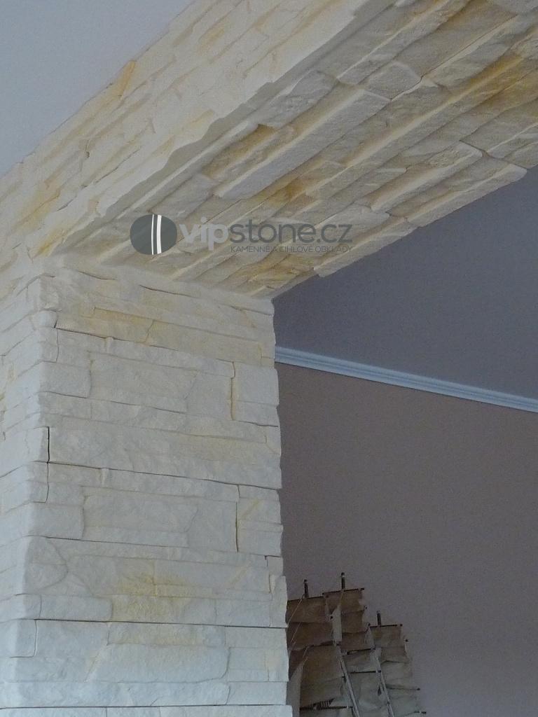 Sádrový obklad STEGU RIMINI 52x11cm
