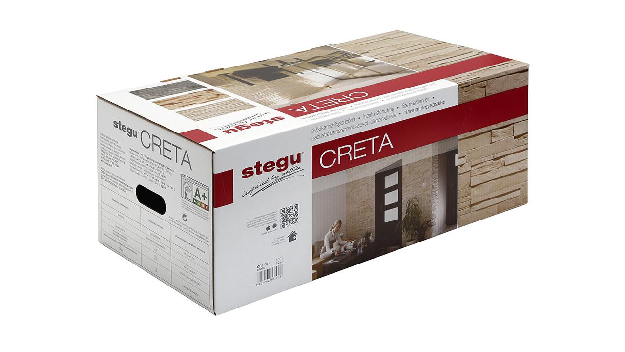 Sádrový obklad STEGU Creta 3 50x20cm