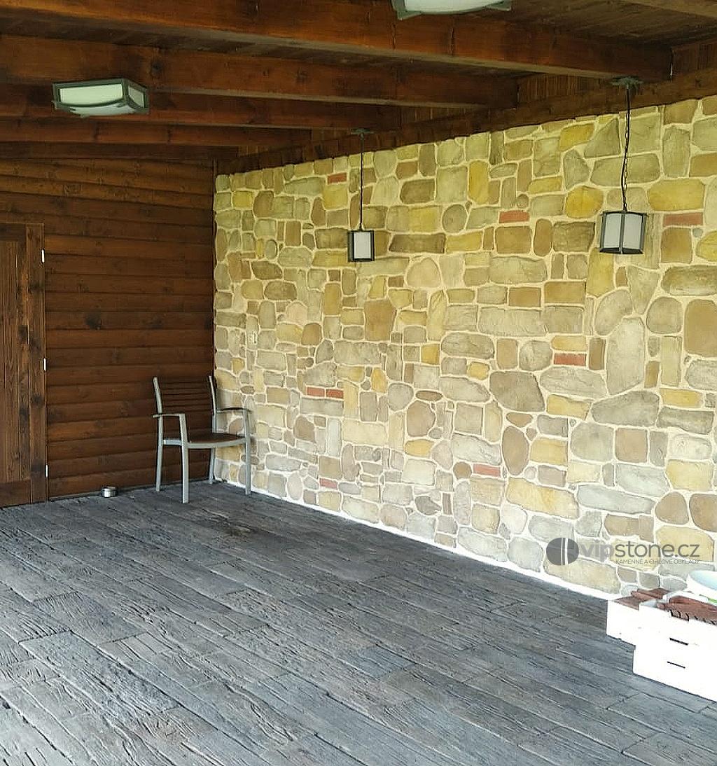 Kamenný obklad WILDSTONE Mix Toscana 50x30cm