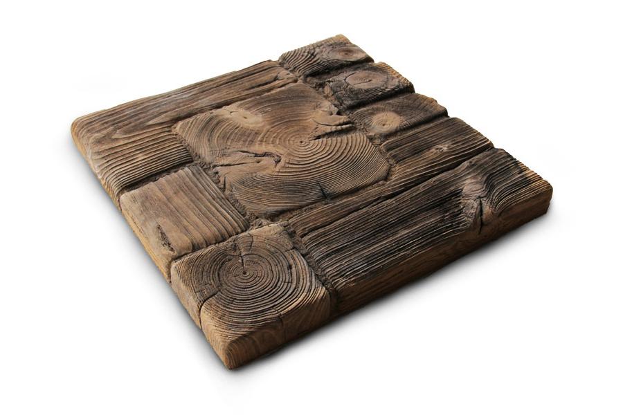 Selská dlažba imitace dřeva 39x39cm