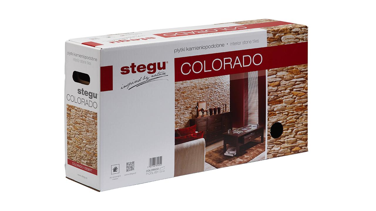Sádrový roh STEGU Colorado cena za balení