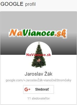 Vianočné stromčeky na Google
