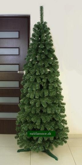 úzke vianočné stromčeky TUJE