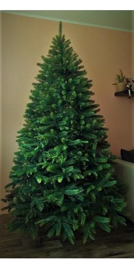 vianočný stromček hustý