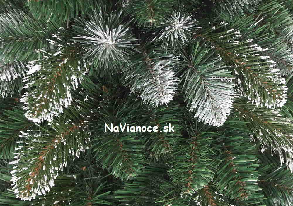 klasické vianočné stromčeky